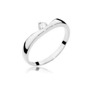 Diamonds Pierścionki z diamentami W263B015B