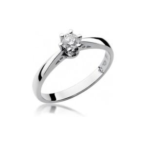 Diamonds Pierścionki z diamentami W234B025B