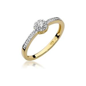 Diamonds Pierścionki z diamentami W91B009Z