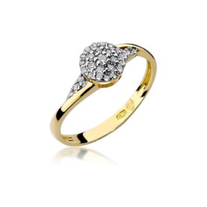 Diamonds Pierścionki z diamentami W18B020Z