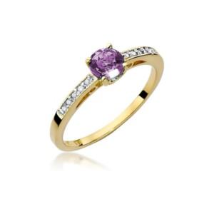 Diamonds Pierścionki z diamentami W66A050Z