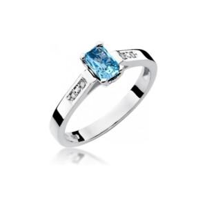 Diamonds Pierścionki z diamentami W78T065B