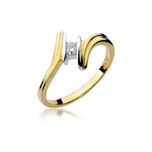 Diamonds Pierścionki z diamentami W8B008Z
