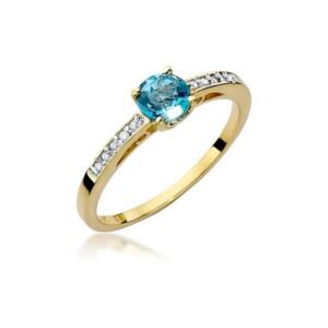 Diamonds Pierścionki z diamentami W66T050Z
