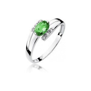 Diamonds Pierścionki z diamentami W119SZ040B