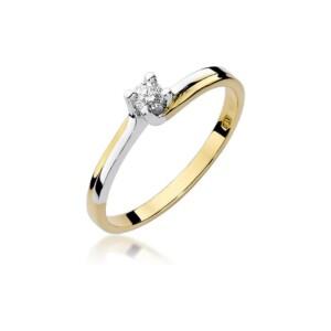 Diamonds Pierścionki z diamentami W93B008Z