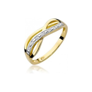 Diamonds Pierścionki z diamentami W90B006Z