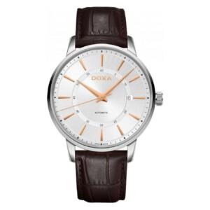 Doxa Slim Line Automatic 107.10.021R.02 - zegarek męski