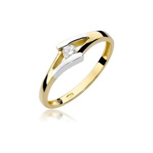Diamonds Pierścionki z diamentami W250B010Z