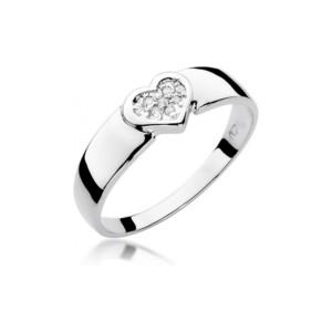 Diamonds Pierścionki z diamentami W314B004B