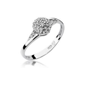Diamonds Pierścionki z diamentami W18B020B