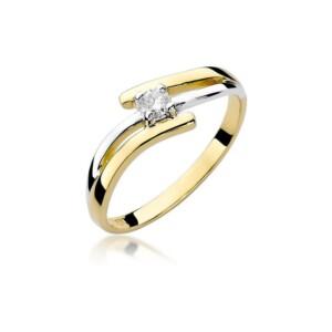 Diamonds Pierścionki z diamentami W245B010Z