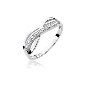 Diamonds Pierścionki z diamentami W90B006B