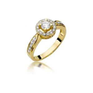 Diamonds Pierścionki W363B051Z