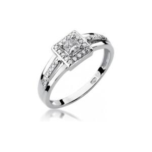 Diamonds Pierścionki W271B029B