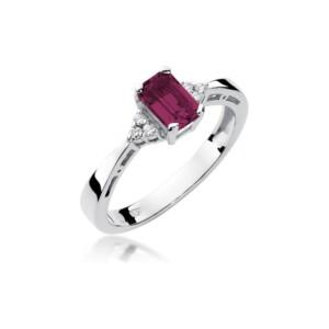 Diamonds Pierścionki z diamentami W2R080B