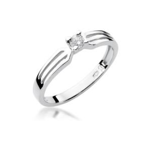 Diamonds Pierścionki z diamentami W226B010B