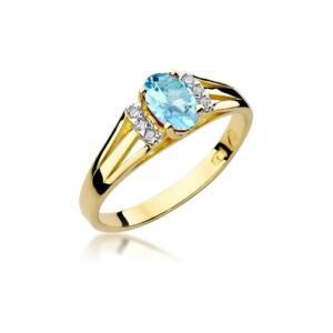Diamonds Pierścionki z diamentami W5T050Z