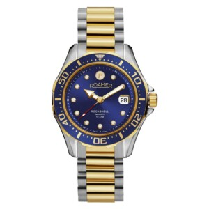 Roamer Rockshell Mark III 220660 47 45 20 - zegarek męski