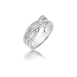 Diamonds Pierścionki z diamentami W215B027B