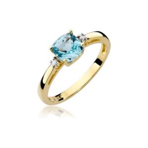 Diamonds Pierścionki z diamentami W3T070Z