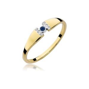Diamonds Pierścionki z diamentami W321S005Z