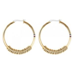 Tommy Hilfiger Kolczyki 2780215- biżuteria damska