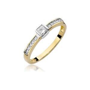 Diamonds Pierścionki z diamentami W327B024Z