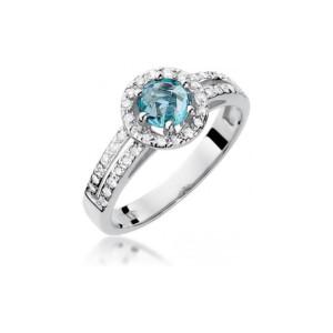 Diamonds Pierścionki z diamentami W87T050B