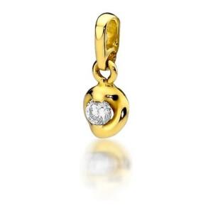 Diamonds Zawieszki z diamentami Z44B010Z