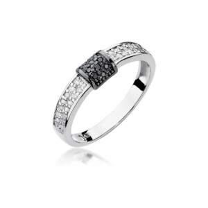 Diamonds Pierścionki z diamentami W297CB005B
