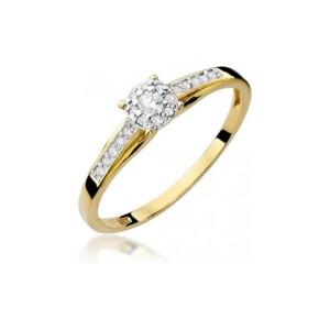 Diamonds Pierścionki z diamentami W34B013Z