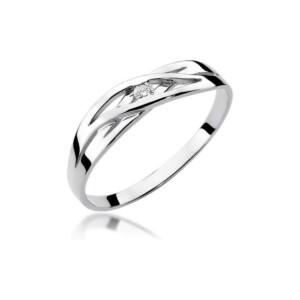 Diamonds Pierścionki z diamentami W156B010B