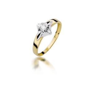 Diamonds Pierścionki z diamentami W155B012Z