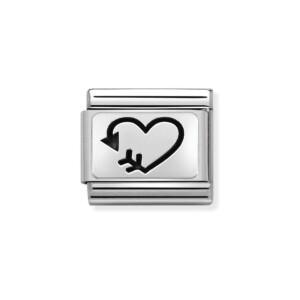 Nomination Composable Links 330109/38 - biżuteria damska