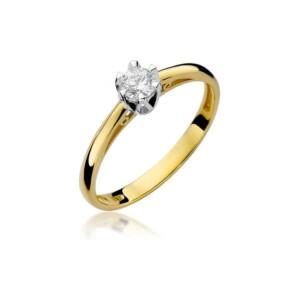 Diamonds Pierścionki z diamentami W133B015Z