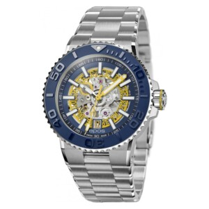 Epos Skeleton Diver 3441.135.96.16.30 - zegarek męski