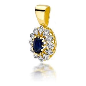 Diamonds Zawieszki z diamentami Z354S070Z