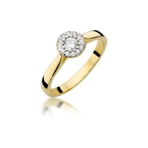 Diamonds Pierścionki W362B022Z