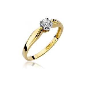 Diamonds Pierścionki z diamentami W197B024Z
