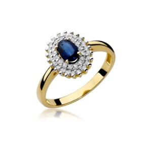 Diamonds Pierścionki z diamentami W303S070Z