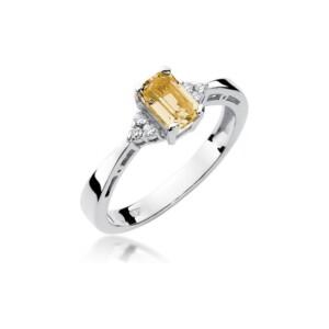 Diamonds Pierścionki z diamentami W2C060B