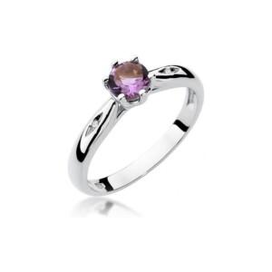 Diamonds Pierścionki z diamentami W74A050B