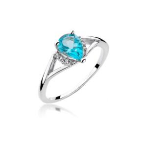 Diamonds Pierścionki z diamentami W99T090B