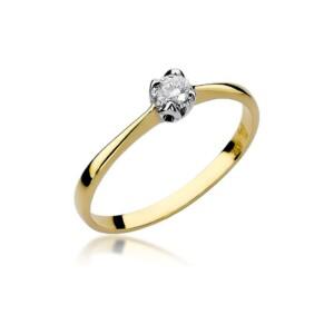 Diamonds Pierścionki z diamentami W47B010Z