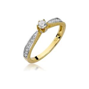 Diamonds Pierścionki z diamentami W202B030Z