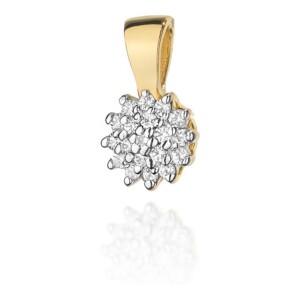 Diamonds Zawieszki z diamentami Z401B010Z