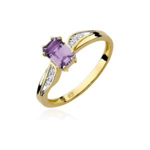 Diamonds Pierścionki z diamentami W94A050Z