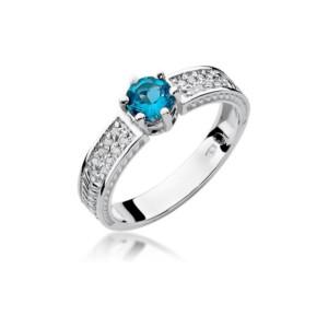 Diamonds Pierścionki z diamentami W75T050B