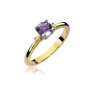 Diamonds Pierścionki z diamentami W17A050Z